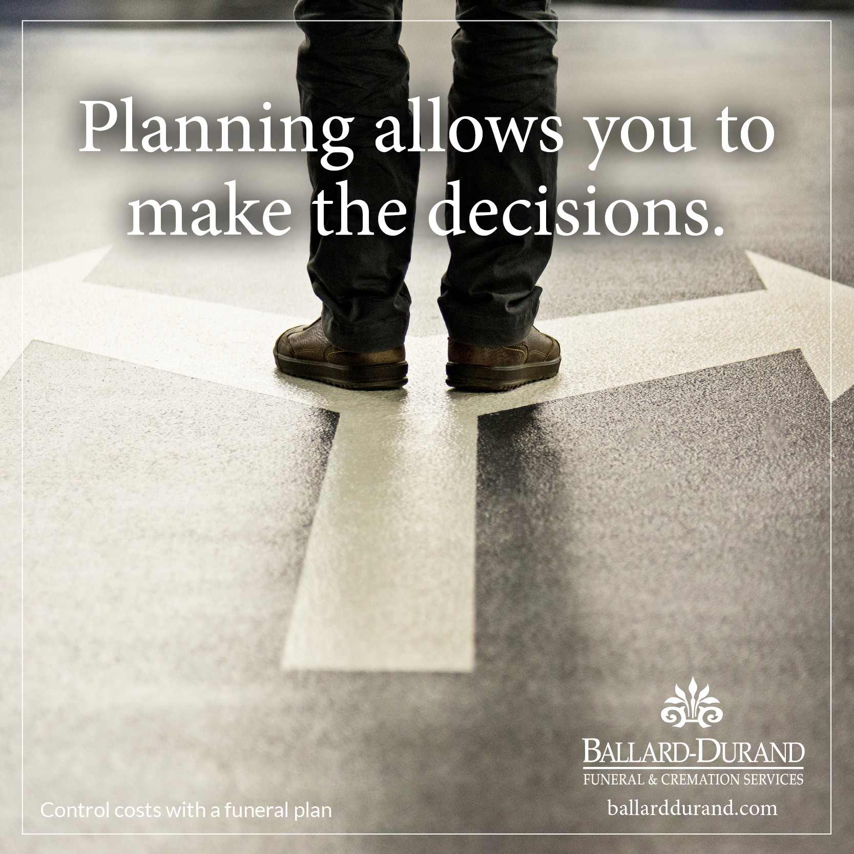Control funeral costs by planning ahead
