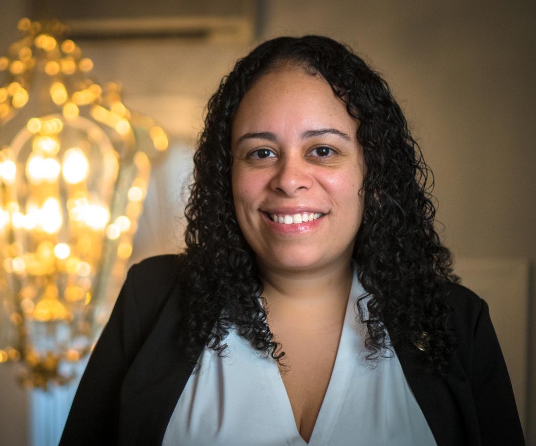 Heidie Garcia : Family Care Coordinator