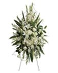 All White Vase